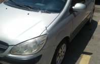 Cần bán Hyundai Getz 1.1 MT sản xuất 2009, màu bạc, nhập khẩu nguyên chiếc, giá tốt giá 158 triệu tại Hà Nam