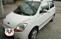 Bán ô tô Chevrolet Spark 0.8 MT đời 2010, màu trắng giá 112 triệu tại Hà Nội