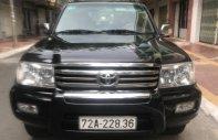 Bán xe Toyota Land Cruiser đời 2006, màu đen   giá 680 triệu tại BR-Vũng Tàu