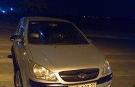 Cần bán xe Hyundai Getz đăng ký 2009, màu bạc xe gia đình, giá tốt 170triệu giá 170 triệu tại Hà Nội