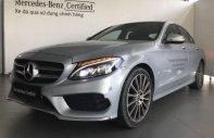 Cần bán lại xe Mercedes C300 AMG sản xuất 2017, màu bạc giá 1 tỷ 860 tr tại Tp.HCM