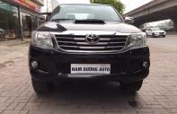 Cần bán xe Toyota Hilux 2.5E đời 2014, màu đen, 495 triệu, nhập khẩu nguyên chiếc giá 495 triệu tại Hà Nội