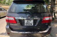 Cần bán lại xe Toyota Fortuner 2.5G năm sản xuất 2010, màu xám giá cạnh tranh giá 665 triệu tại Hà Nội