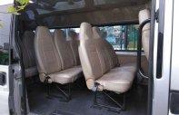 Chính chủ bán Ford Transit đời 2015, màu bạc giá 628 triệu tại Hà Nội