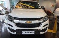 Bán Chevrolet Colorado 2018, Full màu, xe nhập, hỗ trợ ngân hàng lãi suất thấp giá 789 triệu tại Tp.HCM
