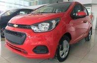 Cần bán Chevrolet Spark Duo Van sản xuất 2018, màu đỏ giá 245 triệu tại Hà Nội