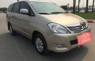 Cần bán Toyota Innova 2.0 G sản xuất năm 2011, chính chủ xe gia đình giá 433 triệu tại Hà Nội