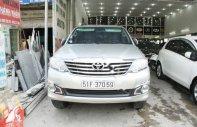 Bán Toyota Fortuner 2.7V năm sản xuất 2015, màu bạc, 850 triệu giá 850 triệu tại Tp.HCM