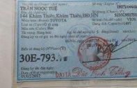 Cần bán Toyota Vios G sản xuất năm 2012, giá tốt giá 420 triệu tại Hà Nội