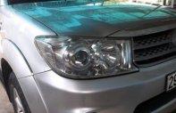Bán Toyota Fortuner 2.5 MT đời 2011, màu bạc  giá 670 triệu tại Hà Nội