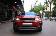 Bán xe LandRover Evoque Dynamic đời 2018, màu đỏ, xe đăng ký 2018 như mới 99,99% giá 2 tỷ 882 tr tại Hà Nội