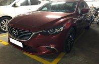 Cần bán gấp Mazda 6 2.0L 2017, màu đỏ giá 821 triệu tại Tp.HCM