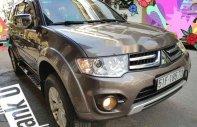 Chính chủ bán Mitsubishi Pajero Sport đời 2015, màu nâu giá 785 triệu tại Tp.HCM