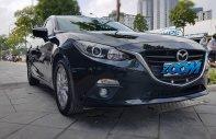 Bán xe Mazda 3 1.5AT 2017, màu đen giá 650 triệu tại Hà Nội
