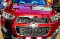 Bán Chevrolet Captiva sản xuất năm 2012, màu đỏ giá cạnh tranh giá 540 triệu tại Tp.HCM