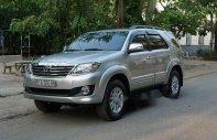 Cần bán lại xe Toyota Fortuner V sản xuất 2013, màu bạc  giá 720 triệu tại Tp.HCM