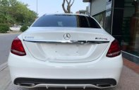 Bán Mercedes C300 AMG sản xuất 2017, màu trắng giá 1 tỷ 850 tr tại Hà Nội