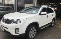 Cần bán xe Kia Sorento GATH đời 2016, màu trắng như mới giá 818 triệu tại Tp.HCM