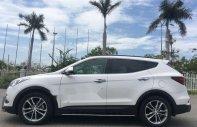 Bán Hyundai Santa Fe đời 2016, màu trắng còn mới giá 1 tỷ 50 tr tại Quảng Nam