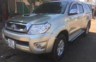 Cần bán Toyota Hilux năm sản xuất 2011, màu bạc, nhập khẩu, 409tr giá 409 triệu tại Gia Lai
