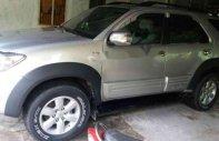 Bán Toyota Fortuner sản xuất năm 2009, màu bạc xe gia đình giá 620 triệu tại Cần Thơ