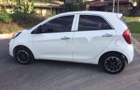 Cần bán lại xe Kia Morning đời 2012, màu trắng, nhập khẩu nguyên chiếc chính chủ, giá 230tr giá 230 triệu tại Hà Nội