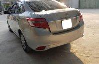 Cần bán gấp Toyota Vios G 1.5AT năm sản xuất 2016, màu bạc, 545tr giá 545 triệu tại Hà Nội