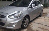 Cần bán xe Hyundai Accent sản xuất 2012, màu bạc xe gia đình giá 410 triệu tại Tp.HCM