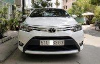 Bán xe Toyota Vios 2017, màu trắng giá 539 triệu tại Tp.HCM