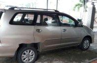 Cần bán lại xe Toyota Innova năm 2011, màu bạc giá 480 triệu tại Long An