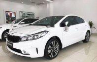 Bán xe Kia Cerato đời 2018, màu trắng   giá 499 triệu tại Hà Nội