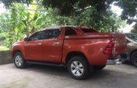 Bán xe Toyota Hilux 3.0 AT sản xuất 2015, màu đỏ chính chủ, 720tr giá 720 triệu tại Hà Nội