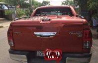 Bán Toyota Hilux 2016, màu đỏ số tự động giá 750 triệu tại Nghệ An