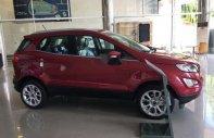 Cần bán Ford EcoSport Titanium sản xuất năm 2018, màu đỏ giá 648 triệu tại TT - Huế