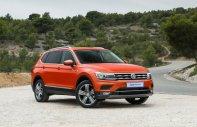 Bán Volkswagen Tiguan Allspace 2018 nhập khẩu nguyên chiếc từ Đức giá 1 tỷ 699 tr tại Hà Nội