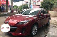 Bán Mazda 3 sản xuất năm 2013, màu đỏ, nhập khẩu nguyên chiếc chính chủ giá cạnh tranh giá 520 triệu tại Hà Nội