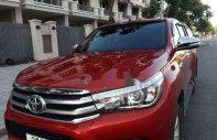 Bán Toyota Hilux sản xuất năm 2017, màu đỏ, nhập khẩu xe gia đình, 855tr giá 855 triệu tại Hà Nội