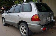 Bán xe Hyundai Santa Fe Gold đời 2003, màu bạc, nhập khẩu Hàn Quốc còn mới giá cạnh tranh giá 256 triệu tại Hà Nội