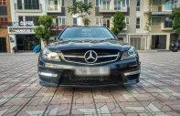 Cần bán xe Mercedes C230 năm sản xuất 2009, màu đen, số tự động, 495tr giá 495 triệu tại Hà Nội
