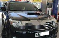 Bán xe Toyota Fortuner năm 2014, màu đen chính chủ giá 825 triệu tại Đà Nẵng