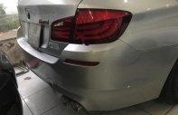 Bán xe BMW 5 Series 523i đời 2010, màu bạc, nhập khẩu  giá 830 triệu tại Hà Nội