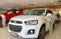 Cần bán Chevrolet Captiva AT đời 2018, màu trắng, giá cạnh tranh nhất khi call: 0934022388 và các phụ kiện hấp dẫn giá 879 triệu tại Tp.HCM