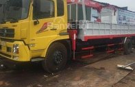 Bán xe tải Dongfeng gắn cẩu tự hành 5 tấn 2017 - 2018, giá xe tải Dongfeng gắn cẩu 5 tấn giá 1 tỷ 280 tr tại Hà Nội