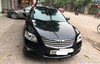 Cần bán xe Toyota Camry 2.4G đời 2008, màu đen, giá chỉ 550 triệu giá 550 triệu tại Thái Nguyên