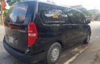 Bán Hyundai Grand Starex Van 2.5 MT đời 2008, màu đen, nhập khẩu nguyên chiếc giá 385 triệu tại Bắc Giang