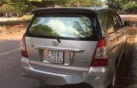 Cần bán gấp Toyota Innova năm 2013, màu bạc giá 520 triệu tại BR-Vũng Tàu