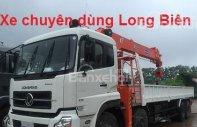 Bán xe tải 4 chân gắn cẩu tự hành 7 tấn, 8-10 tấn, 12-15 tấn Soosan, tanado, Kanglim, Unic, atom 2017-2018 giá 2 tỷ 200 tr tại Hà Nội