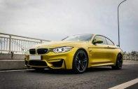 Cần bán lại xe BMW M4 sản xuất 2016, màu vàng, xe nhập giá 3 tỷ 350 tr tại Tp.HCM