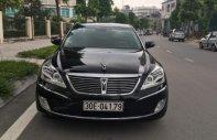 Bán Hyundai Equus V6 AT đời 2010, màu đen giá 1 tỷ 200 tr tại Hà Nội