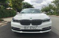 Bán ô tô BMW 7 Series 730 Li năm 2016, màu trắng, nhập khẩu nguyên chiếc xe gia đình giá 3 tỷ 520 tr tại Tp.HCM